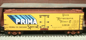 Prima Special Reefer